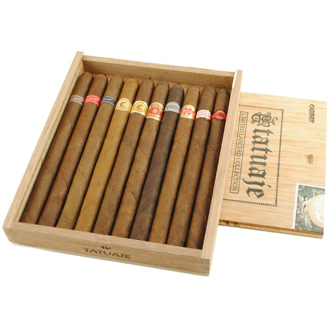 Tatuaje Limited Release Limited Lancero Collection 10-CT