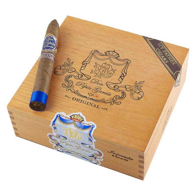 Don Pepin Garcia Blue Label Imperiales