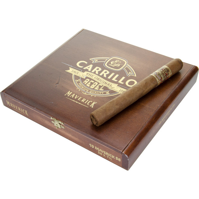 E.P. Carrillo Original Rebel Maverick 56 Double Corona