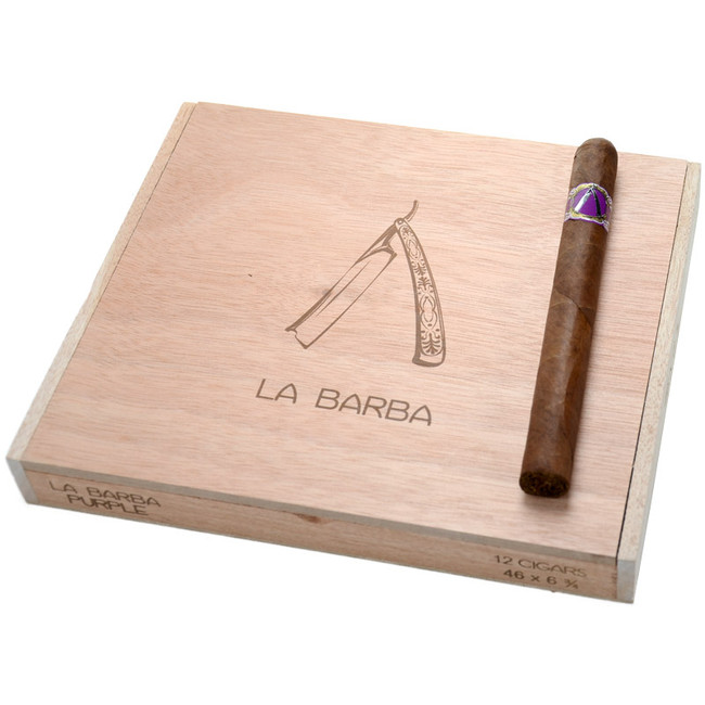 La Barba Purple 46x6-3/4 Corona Gorda