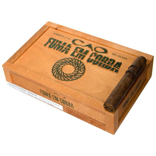 CAO Fuma Em Corda Limited Edition Robusto