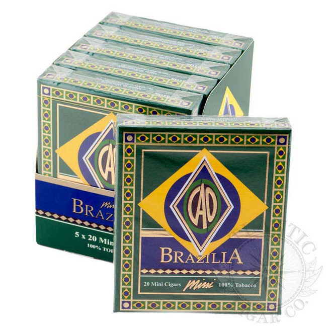CAO Brazilia Minis Packs