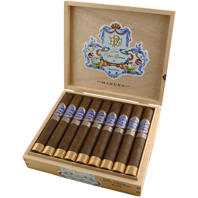 Don Pepin Garcia Blue Label Maduro Limited Edition Toro