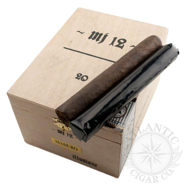 Illusione Mj12 Maduro Toro Gordo