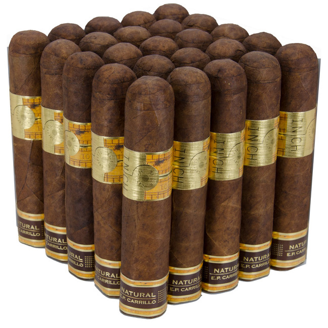 E.P. Carrillo Inch No. 62 Natural 25-Pack