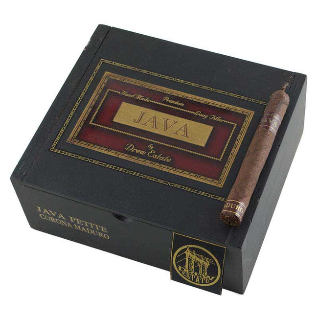 Java Cigars by Drew Estate Petit Corona Maduro