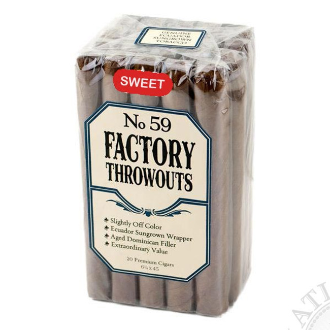Factory Throwouts No. 59 Bundles Sweet