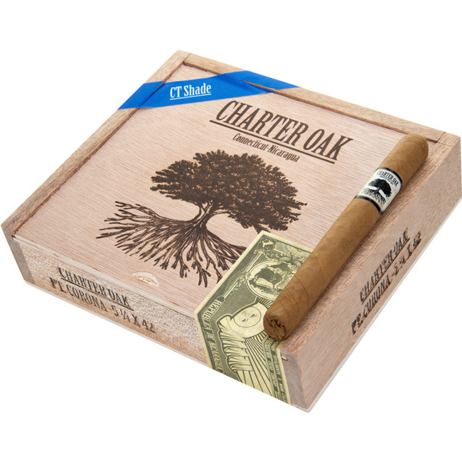 Charter Oak Petite Corona Shade