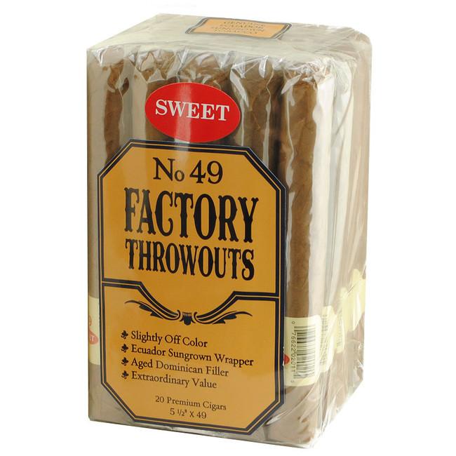 Factory Throwouts No. 49 Bundles Sweet