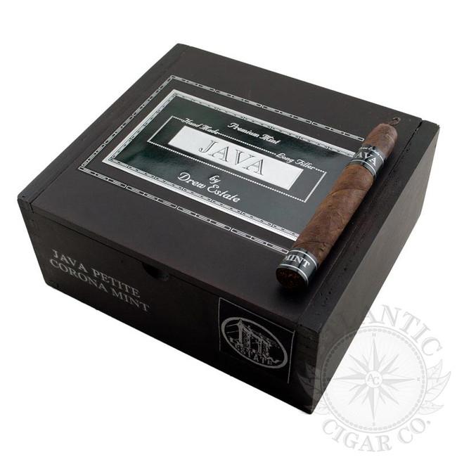 Java Mint Cigars by Drew Estate Petit Corona