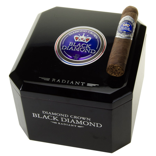 Diamond Crown Black Diamond Radiant