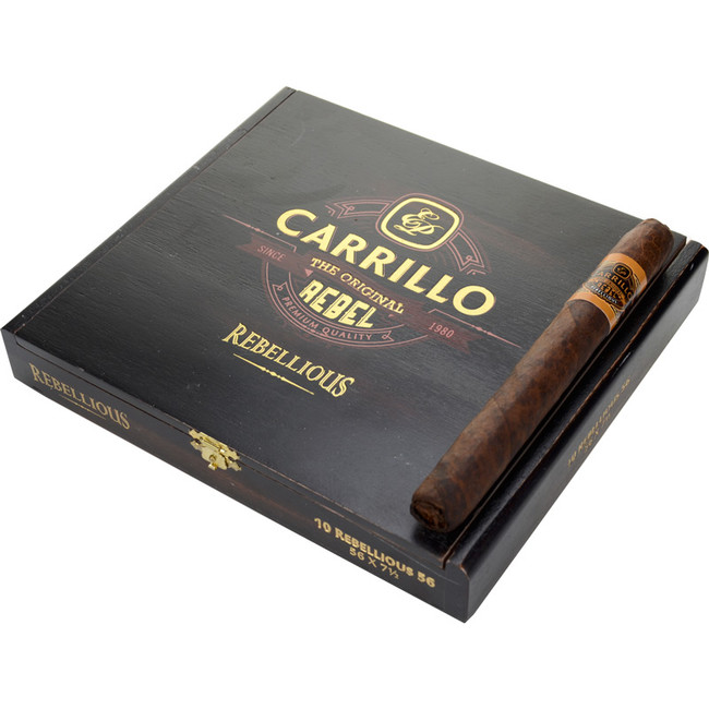 E.P. Carrillo Original Rebel Rebellious 56 Double Corona
