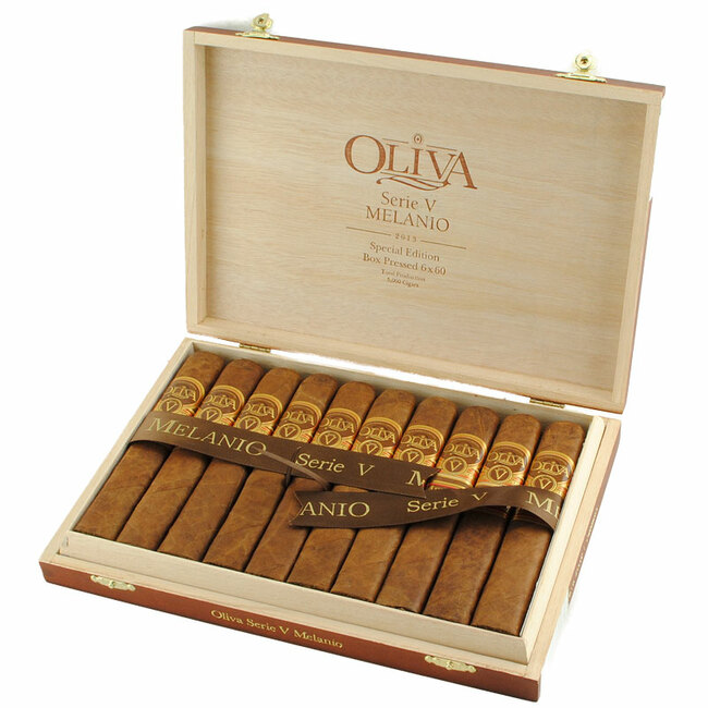 Oliva Serie V Melanio 6x60 Double Toro