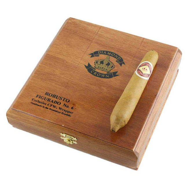 Diamond Crown Robusto #6 Figurado