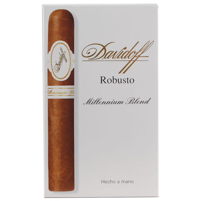 Davidoff Millennium Series Robusto 4-Pack 1/4