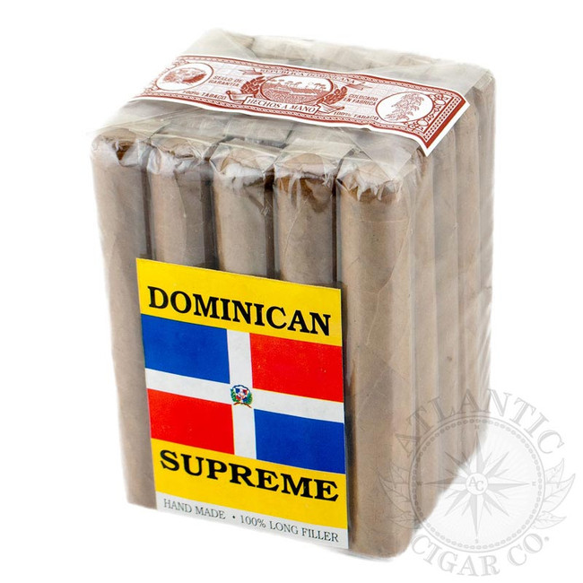 Dominican Supreme Robusto Natural
