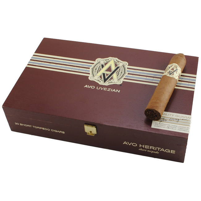 AVO Heritage New Short Torpedo