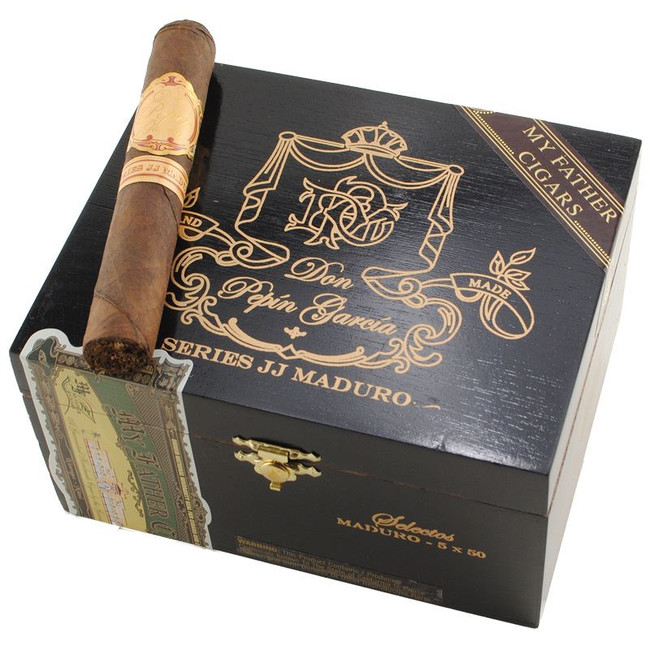 Don Pepin Garcia Series JJ Maduro Selectos 20ct. Box