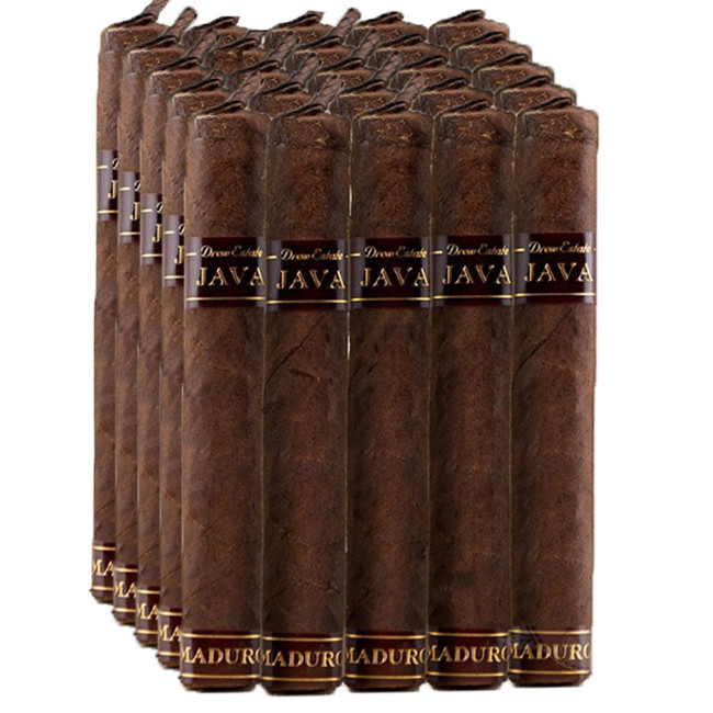 Java Cigars by Drew Estate Special Robusto Maduro Pigtail