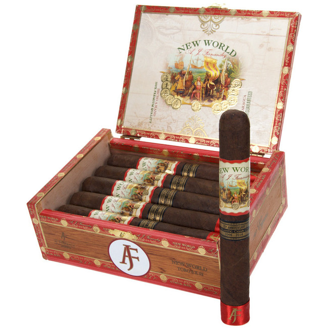 AJ Fernandez Atlantic Cigar 20th Aniversario Toro