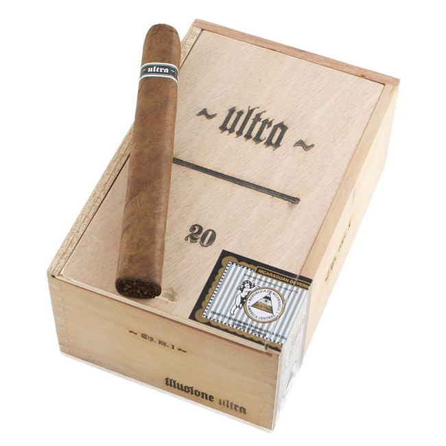 Illusione Ultra Cigars Ultra OP No. 1 Double Corona