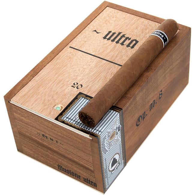 Illusione Ultra Cigars Ultra OP No. 8 Churchill