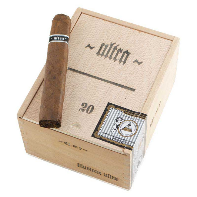 Illusione Ultra Cigars Ultra OP No. 9 Toro