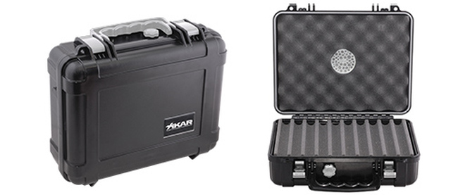 Xikar Travel Humidor 50-80 Cigar
