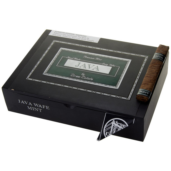 Java Mint Cigars by Drew Estate Wafe