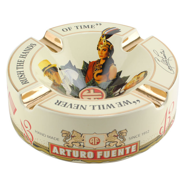 Arturo Fuente Hands of Time Ashtray Cream
