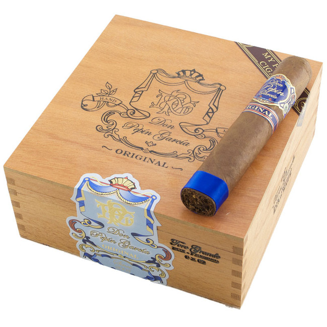 Don Pepin Garcia Blue Label Toro Grande Box Pressed