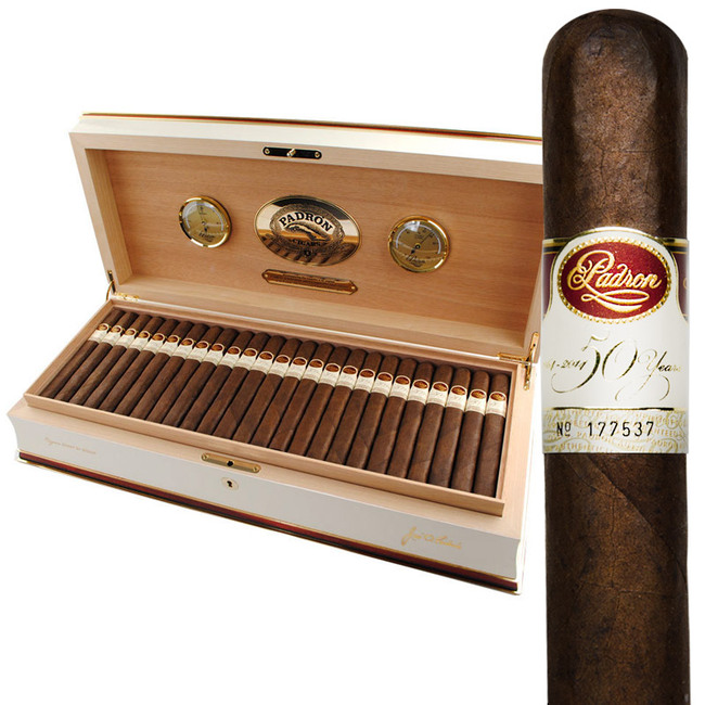 Padron Limited Editions 50th Anniversary - The Hammer Maduro Single