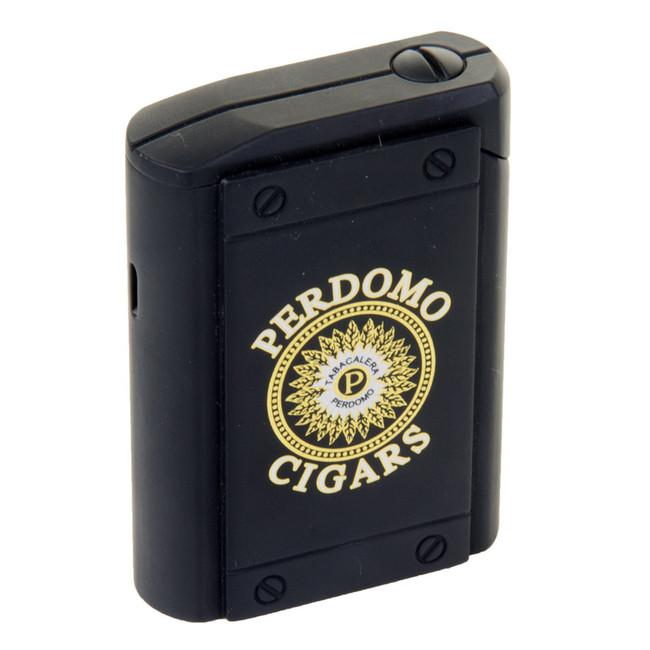 Perdomo Triple Torch Table Lighter Black