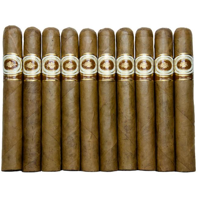 Oliva Gilberto Oliva Reserva Blanc 6x50 Toro 10-Pack