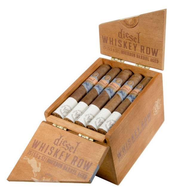 Diesel Whiskey Row by AJ Fernandez Robusto