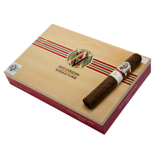 AVO Signature 30 Years LE Robusto