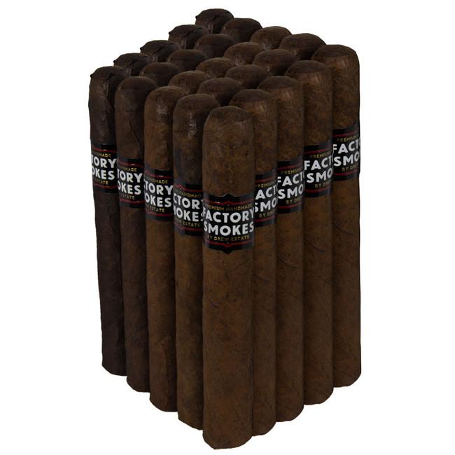 Drew Estate Factory Smokes Maduro Toro