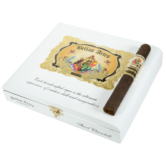 AJ Fernandez Bellas Artes Maduro Short Churchill