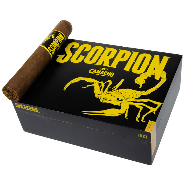Camacho Scorpion Sun Grown Super Gordo (7x70)