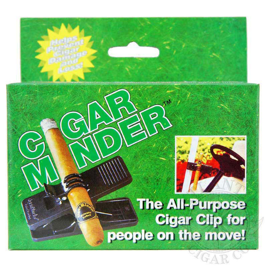 Cigar Minder Cigar Minder Clip