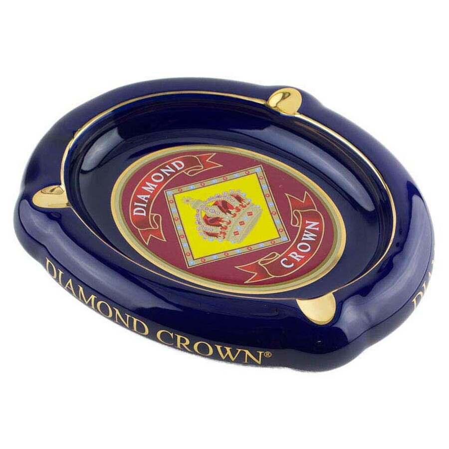Atlantic Cigar Diamond Crown Ashtray