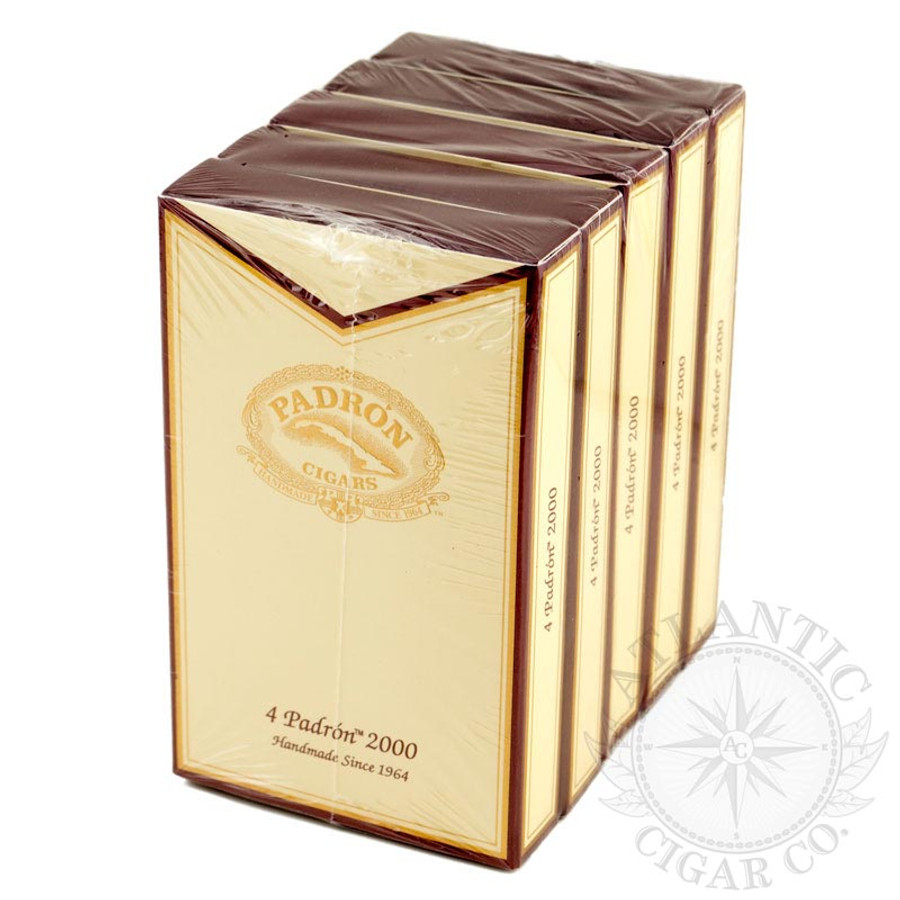 Padron 2000 Natural 4-Packs