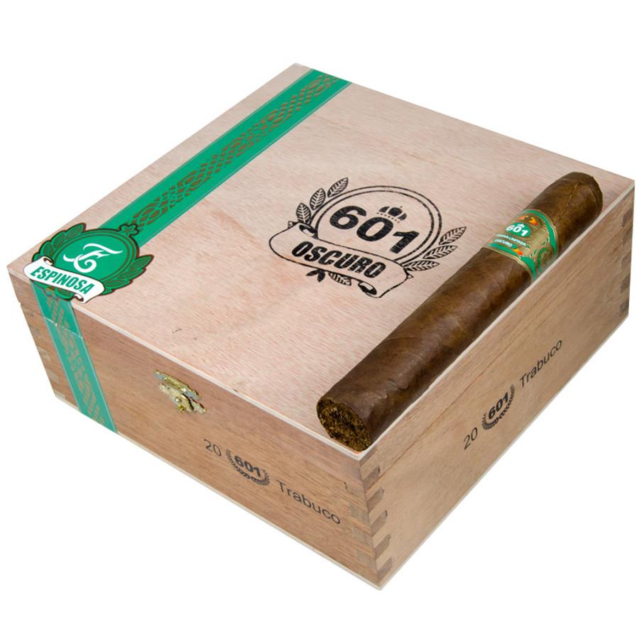 601 Green Label Oscuro Trabuco