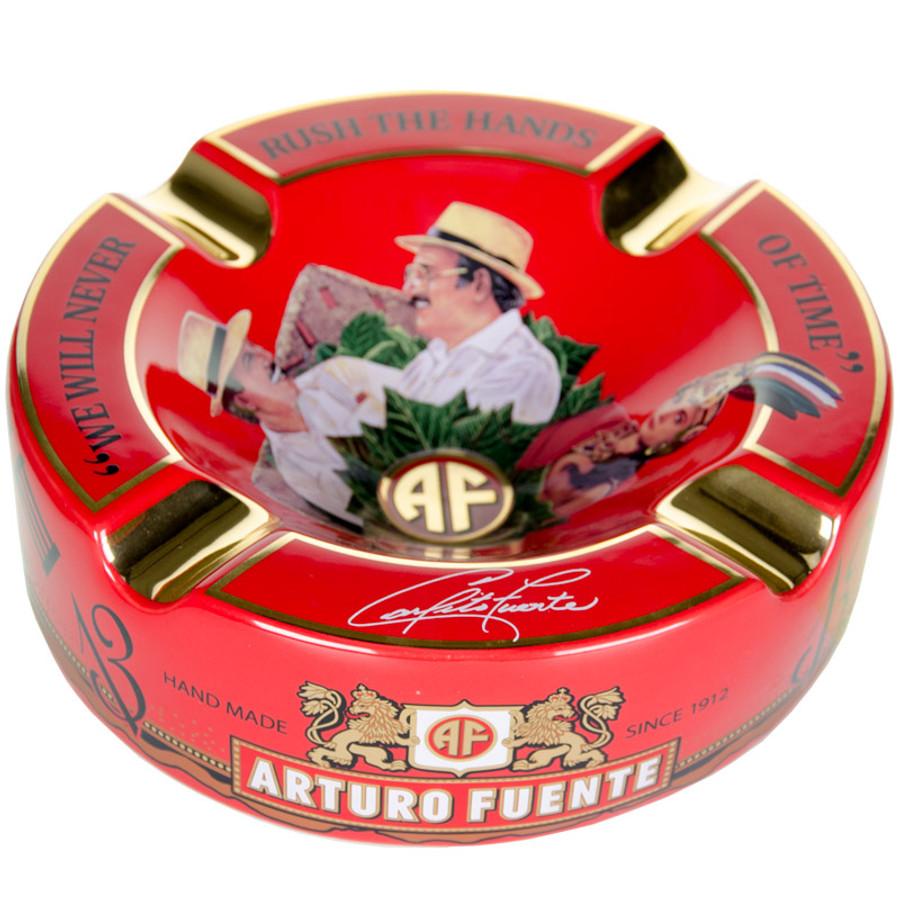 Arturo Fuente Arturo Fuente Hands of Time Ashtray Red