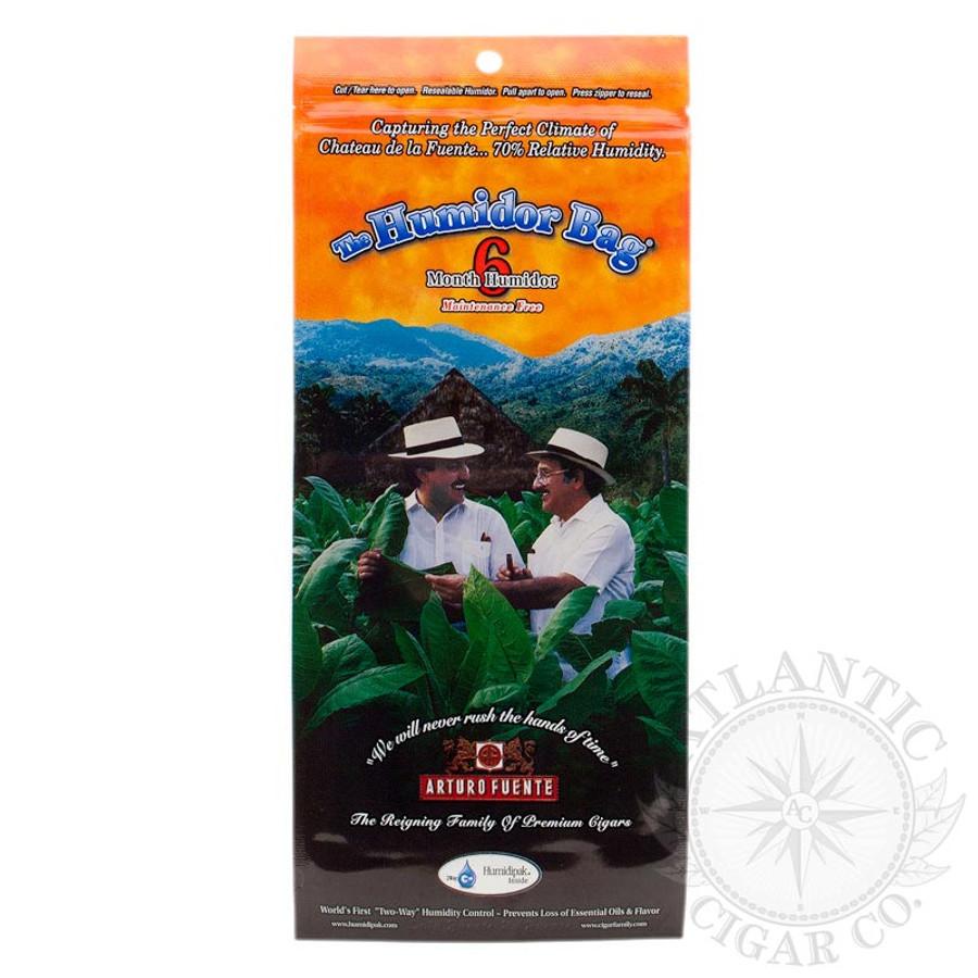 Atlantic Cigar Arturo Fuente Humipak Bags Small