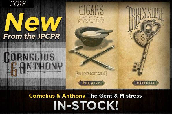 Cornelius & Anthony The Gents & Mistress