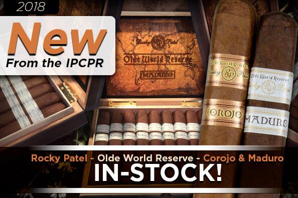 Rocky Patel Old World Reserve