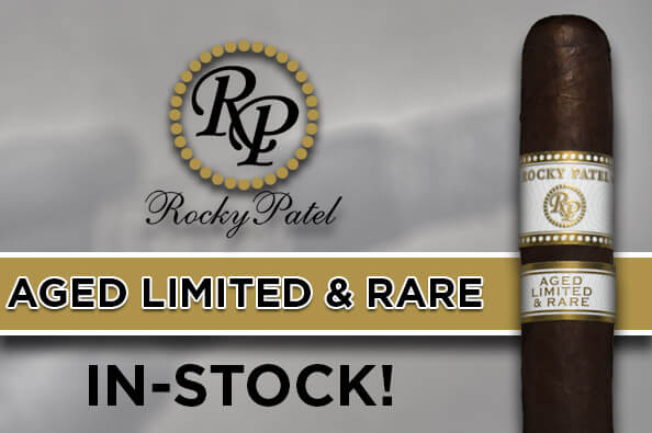 Rocky Patel Aged Limited Rare