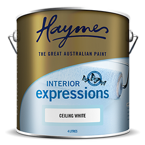 Haymes ceiling white 4L