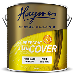 Haymes prepcoat ultra cover 4L